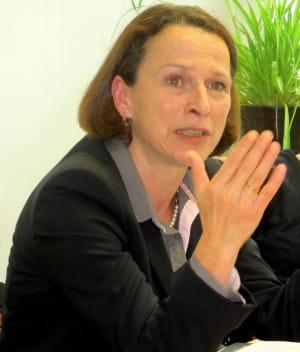 """Bürgermeisterin Maltz-Schwarzfischer: """"Die Entscheidung zur Schließung fiel nicht in der Immobilienabteilung.""""  Foto: Archiv"""