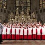 Die Regensburger Domspatzen treten in Pilsen der Großen Synagoge auf. Foto: Regensburger Domspatzen