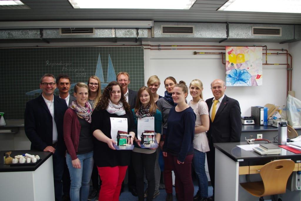 Regensburger Förderpreis 2015 für junge Zahntechniker am 24. und 25. April 2015