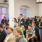 Der 3. Creative Monday Regensburg fand am Montagabend im Haus Heuport statt. Fotos: ld.