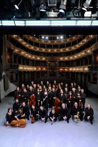 Philharmonisches Orchester Regensburg Foto: Juliane Zitzlsperger