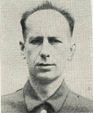 SS-Oberscharführer Ludwig Plagge: Der Massenmörder war zuständig für das KZ-Außenlager Colosseum.