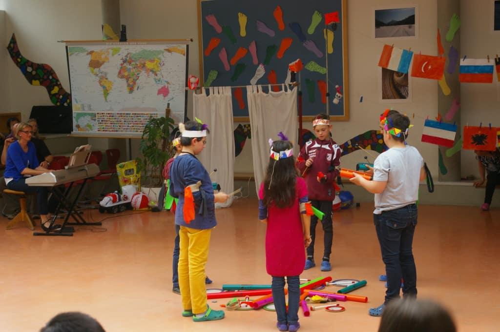 Stadt Regensburg fördert die musische Bildung der Ganztagsschüler  2