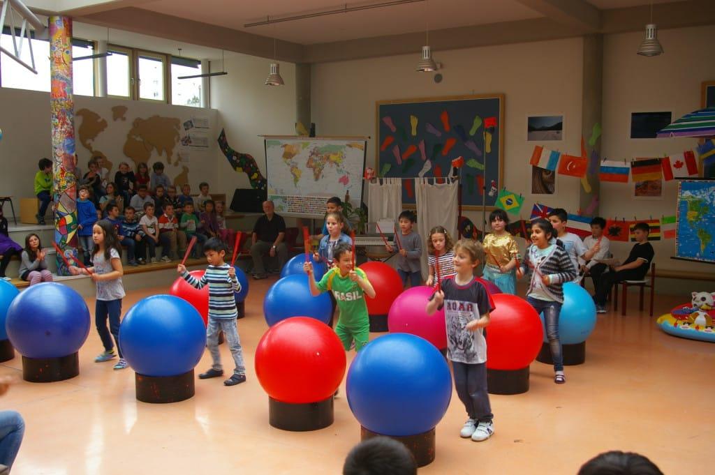 Stadt Regensburg fördert die musische Bildung der Ganztagsschüler 3