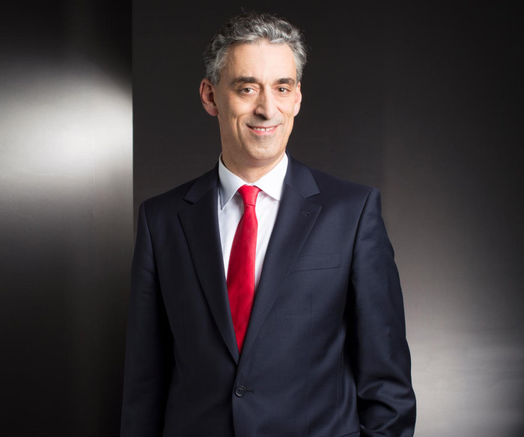 Genehmigte sich im letzten Jahr über neun Millionen Euro an Bezügen: Postchef Frank Appel. Foto: pm