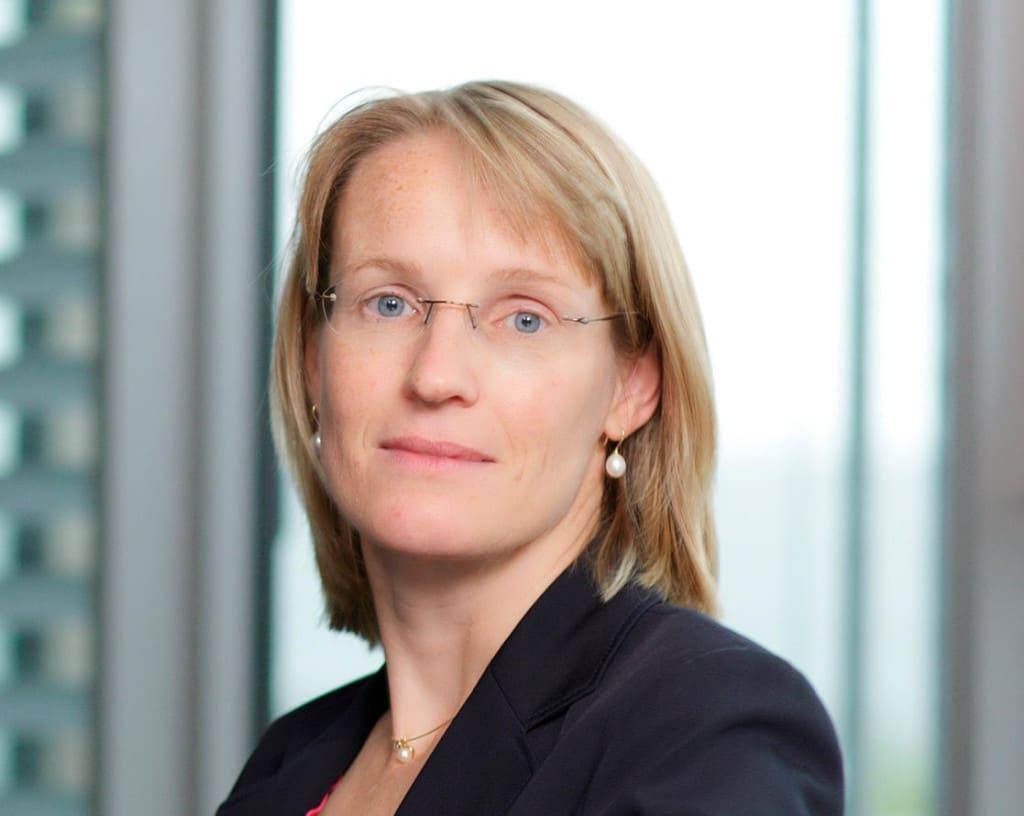 Keine Verhandlungsbereitschaft: McKinsey-Frau Melanie Kreis. Foto: pm