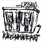 "Ibrahim Lässings Album ""Kaugummiautomat"" im heartcooksbrain-Review. Bild: heartcooksbrain / Plattencover Ibrahim Lässing."