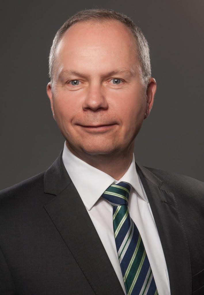 Frank Oneseit, neues Vorstandsmitglied der REWAG. Foto: Photo-Studio Büttner