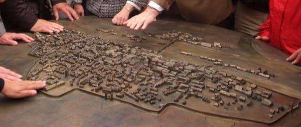 Altstadt-Modell