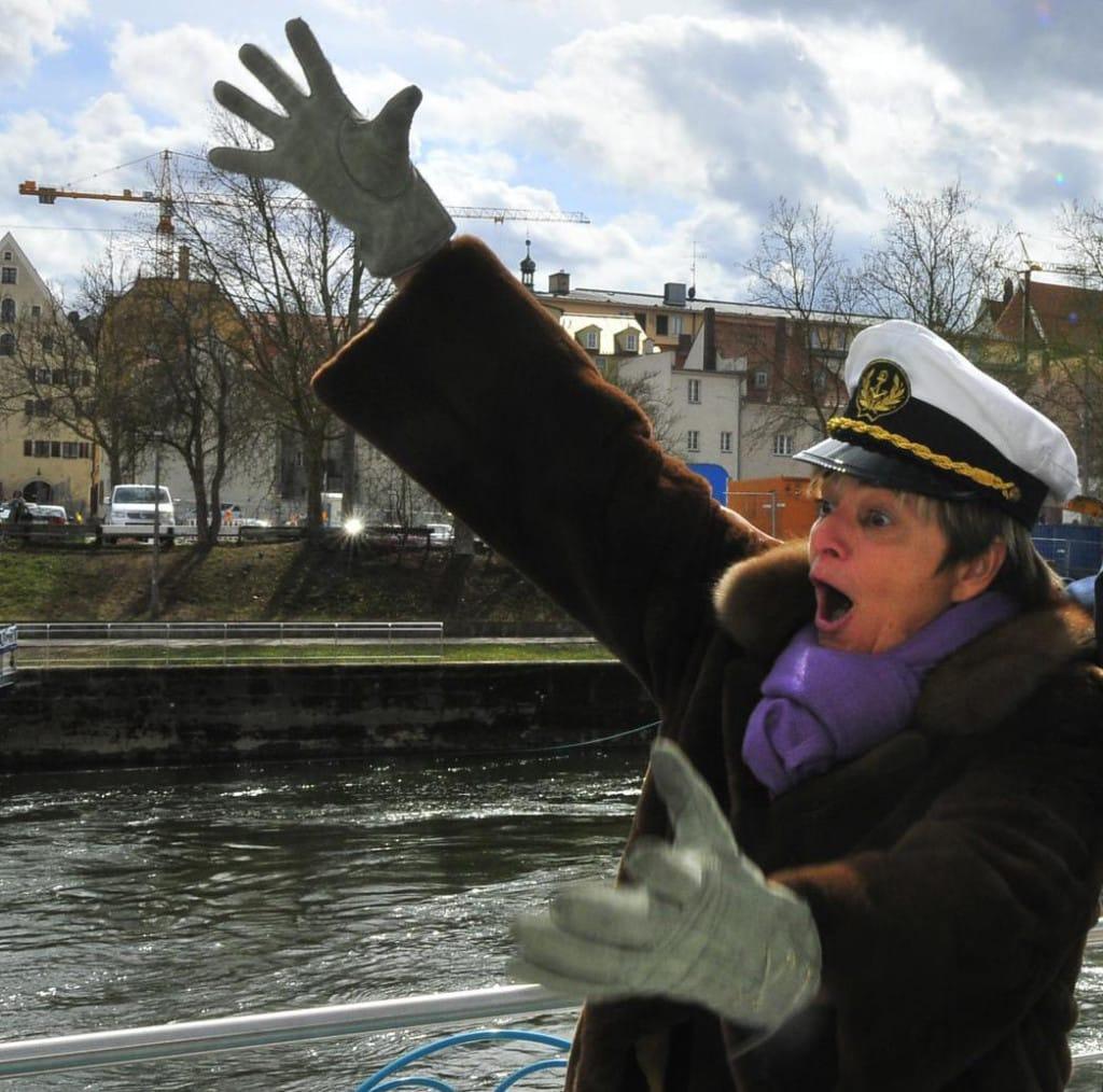 Was ist nur los mit ihr? Gloria von Thurn und Taxis. Foto: Archiv/ Staudinger