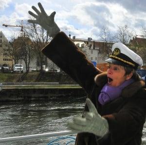 Keine offenen Arme für Theaterkriterinnen: Gloria von Thurn und Taxis. Foto: Archiv/ Staudinger