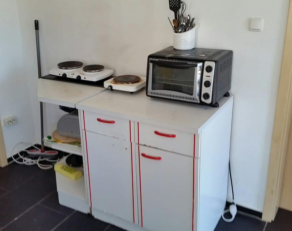 Eine Küche für sechs Personen. Foto: as