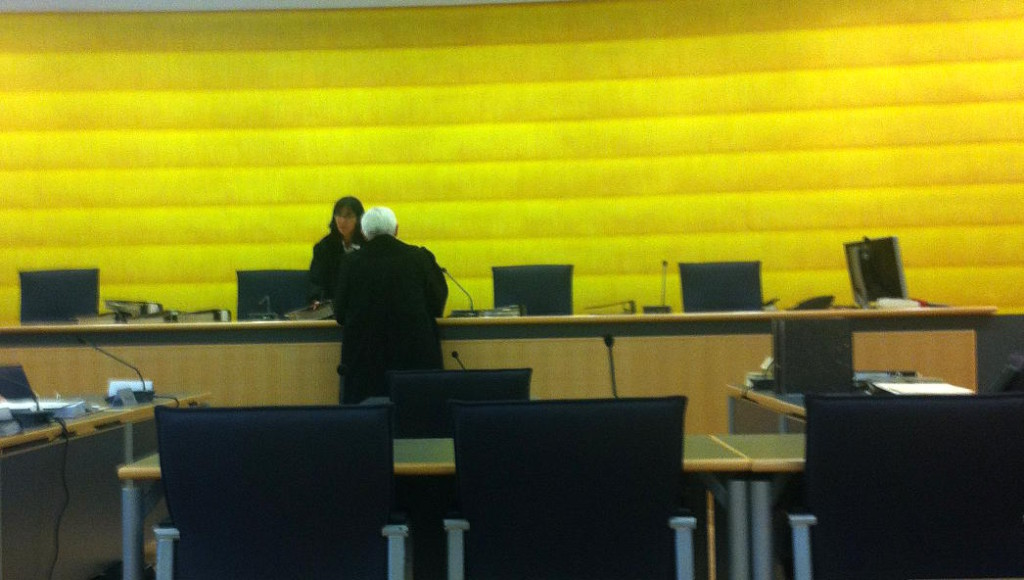 Landgericht Strafkammer