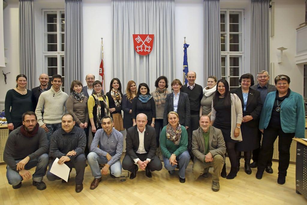 """Februar: Salih Altuner wurde als """"Experte"""" in den Integrationsbeirat der Stadt berufen. Nach seinn Veröffentlichungen gibt es Rücktrittsforderungen. Foto: Stadt Regensburg"""