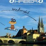 """Regensburg Haber Jubiläumsausgabe: """"Für Dialog und Zusammenleben""""?"""