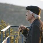 Argyris Sfountouris war am 10. Juni 1944 knapp vier Jahre alt, als sein Heimatdorf von einem Kommando der Waffen-SS fast vollständig vernichtet wurde. Foto: privat