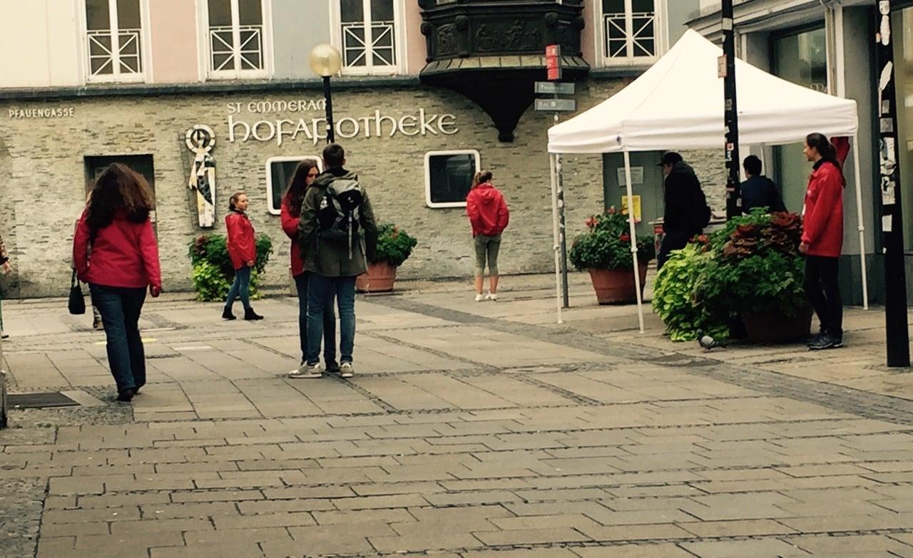 Regensburg Strassenstrich