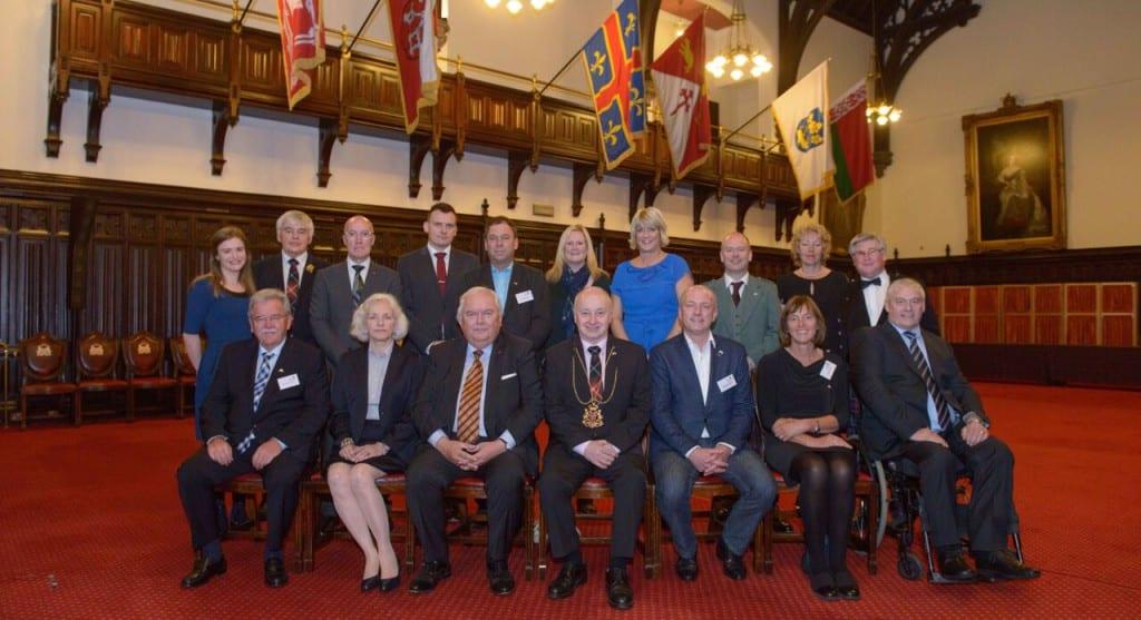 60 Jahre Städtepartnerschaft