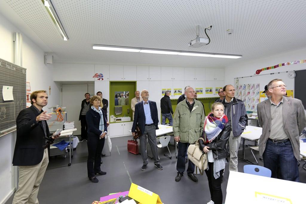 Abgasfrei unterwegs zur techbase mit Bürgermeister Huber und Geschäftsführer Alexander Rupprecht. Alle Fotos: Peter Ferstl/ Stadt Regensburg