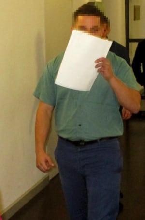 Mit dem Nothammer auf den Kopf eingeschlagen: Der Hauptangeklagte legte am Mittwoch ein Geständnis ab. Fotos: as
