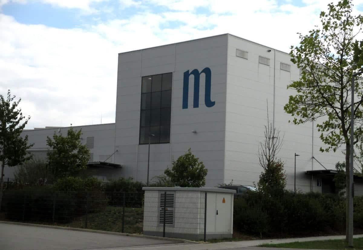 Das Druckzentrum der MZ. Die Entlassungen gehen nun vor Gericht. Foto: as