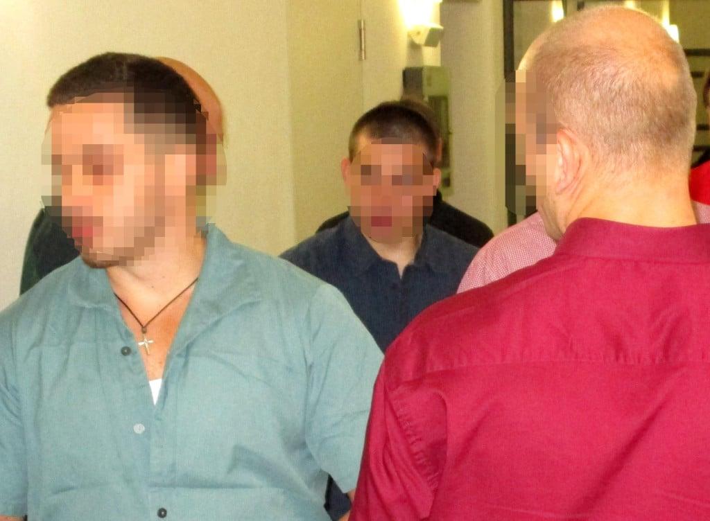 Die drei Angeklagten müssen für mehrere Jahre hinter Gitter. Foto: Archiv/ as