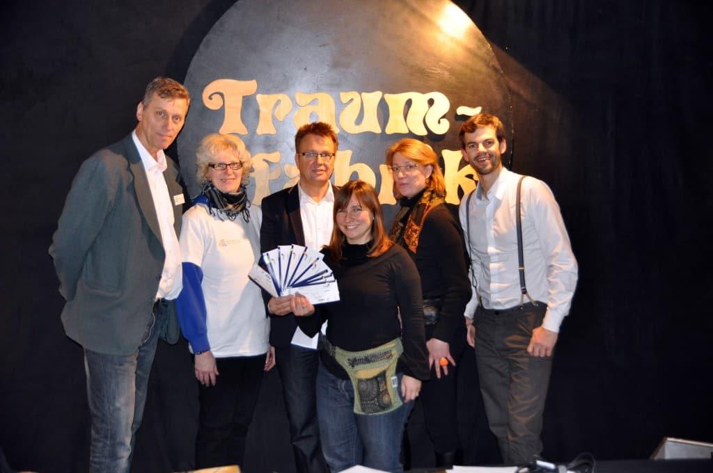 Das Team des Ostbayerischen Kulturforums e.V. und die Traumfabrik Regensburg rufen Ihre Kooperation 2015/ 2016 ins Leben.