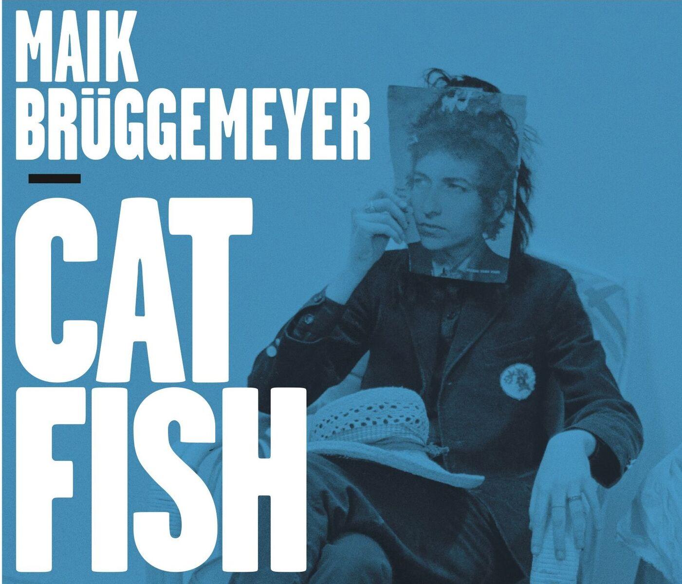 """Das Cover des Dylan-Romans """"Catfish"""" von Musikjournalist Maik Brüggemeyer. Bild: PM."""
