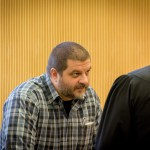 Wegen Beihilfe zu gefährlicher Körperverletzung wurde Roßmüller zu 80 Tagessätzen á 20 Euro verurteilt. Foto: Witzgall