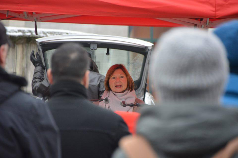 """MdL Margit Wild: """"Wahr ist aber auch, dass Deutschland nicht das Paradies der Gleichberechtigung und Gewaltfreiheit ist."""""""