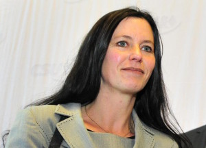 """Dagmar Schmidl sorgt sich um das """"Informationsdefizit"""" bei der Biotonne. Foto: Archiv/ Staudinger"""