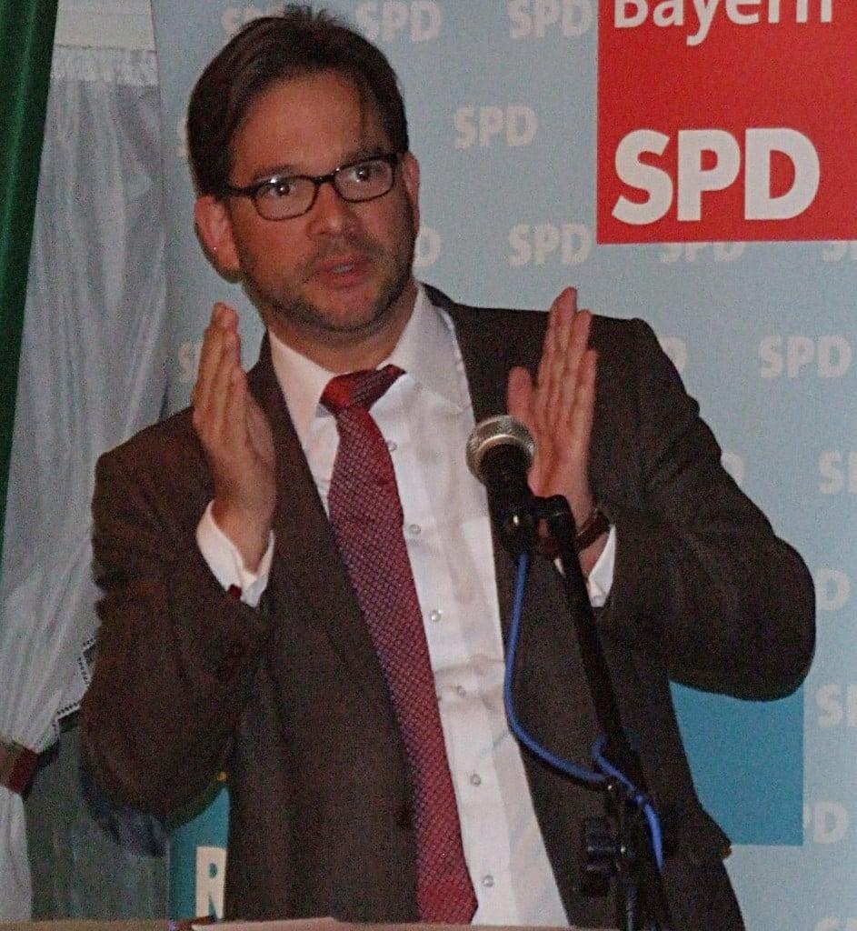 Soll Wolbergs zum Rücktritt aufgefordert haben: Florian Pronold. Foto: Archiv