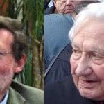 """Mit vereinten Kräften für die """"Domspatzen-Familie"""": Karl Birkenseer und Georg Ratzinger. Fotos: as/ Staudinger"""