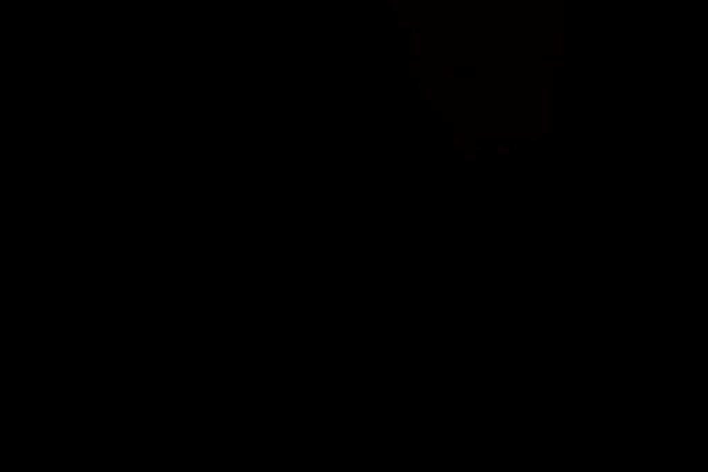 Unbeleuchtete Straße ohne Nachtbus. Foto: Archiv