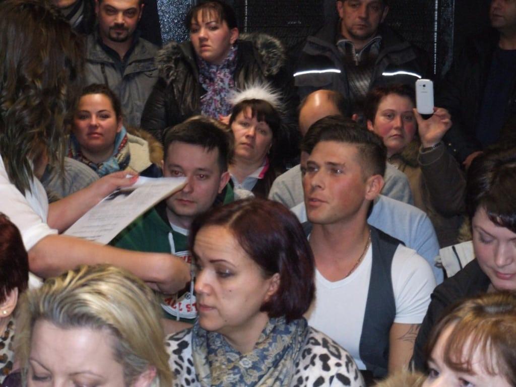 War einer der Wortführer bei der letzten Diskussionsveranstaltung im Jugendzentrum: Christian Kumbach. Foto: Archiv/ as
