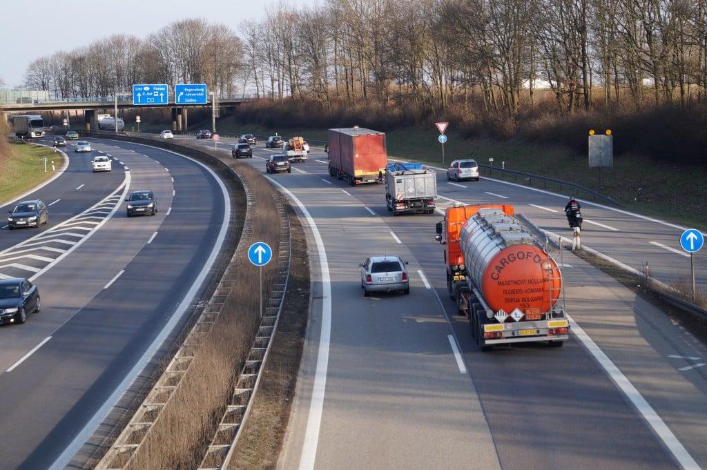 A3 - Autobahnkreuz Regensburg