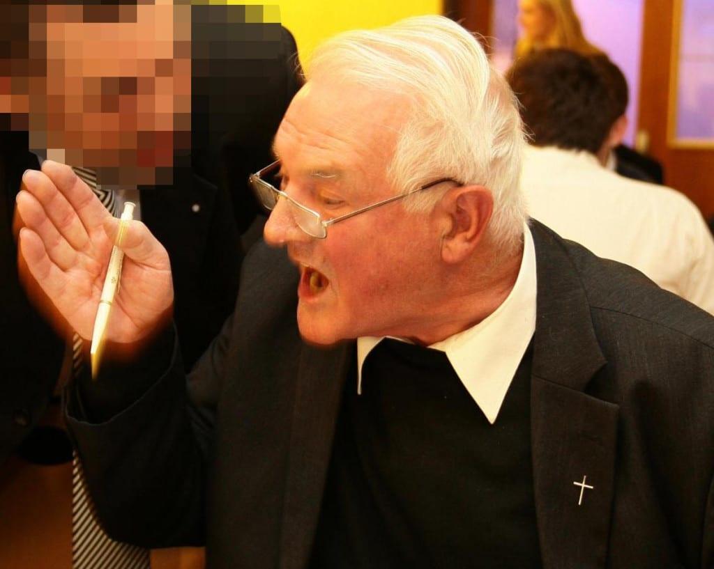 Will nichts von den sexuellen Übergriffen während seiner Zeit als Internatsleiter mitbekommen haben: Prälat Hubert Schöner. Foto: Archiv/ Staudinger