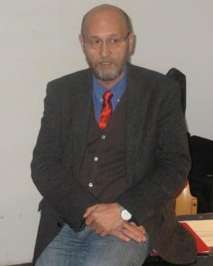 """In der Türkei wird ihm """"Verunglimpfung des Türkentums vorgeworfen"""": Buchautor Murat Çakir. Foto: as"""