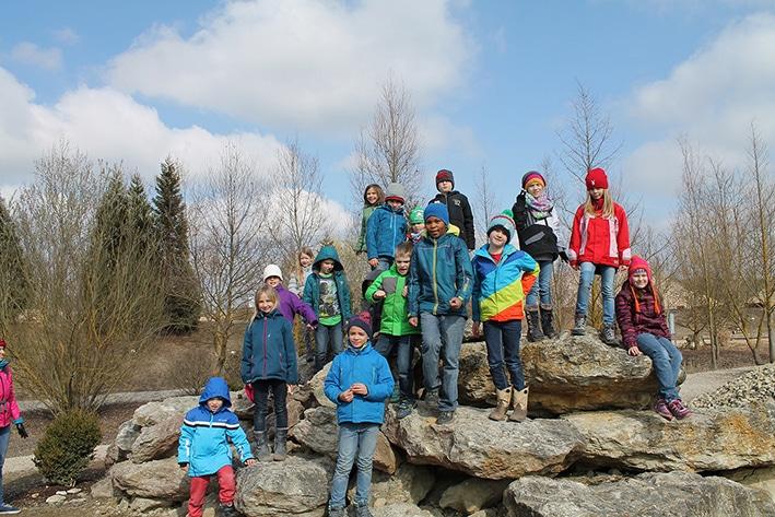 An der spannenden Osterferienbetreuung nahmen 25 Kinder von Studierenden, Mitarbeitern und Mitarbeiterinnen sowie Professoren und Professorinnen der OTH Regensburg teil. Fotos: OTH Regensburg
