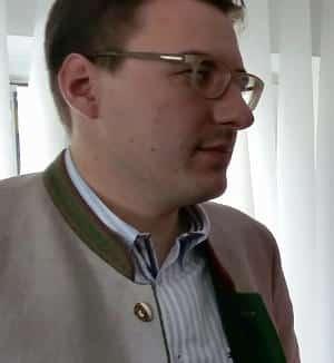 Wollte lückenlose Aufklärung, steht aber derzeit ohne Informationen da: Wenzenbachs Bürgermeister Sebastian Koch. Foto: Archiv/ as