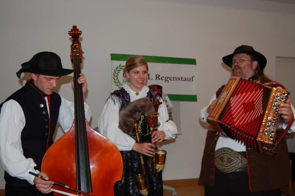 Egerländer Familienmusik Schmidt