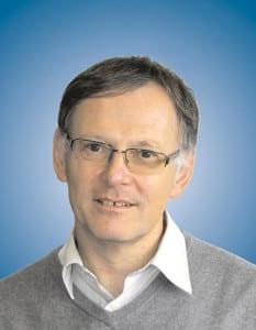 Prof. Dr. Manfred Scheer Bildnachweis: privat