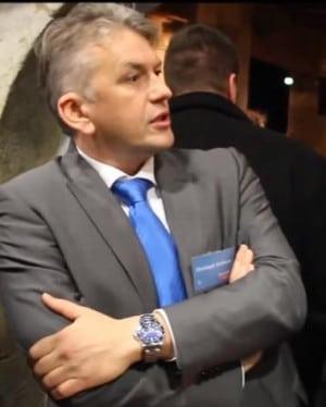 Muss sich einen neuen Ort für seinen Stammtisch suchen: der Regensburger AfD-Vorsitzende Christoph Schikora. Foto: Archiv