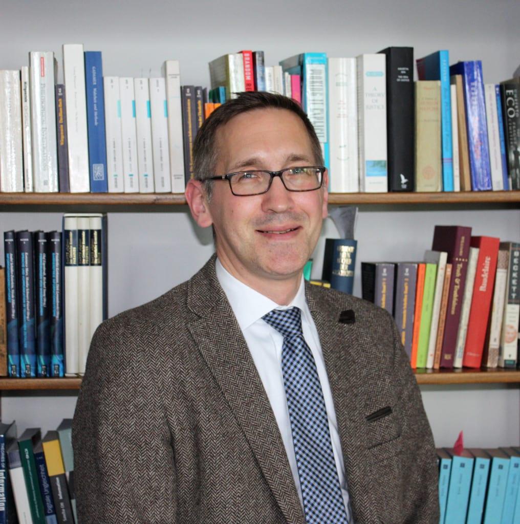 Dr. André Schüller-Zwierlein Bildnachweis: Harald Kloth