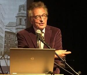 Denkmalwächter, der kein Blatt vor den Mund nimmt: Professor Achim Hubel.