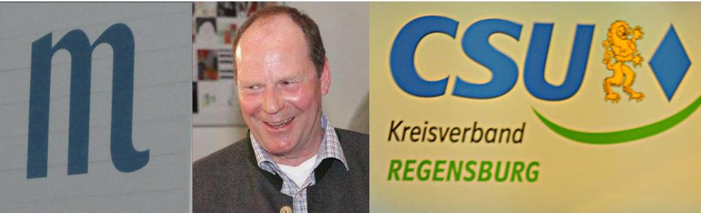 """Kuriose Allianz"": MZ, CSU und Peter Kittel."