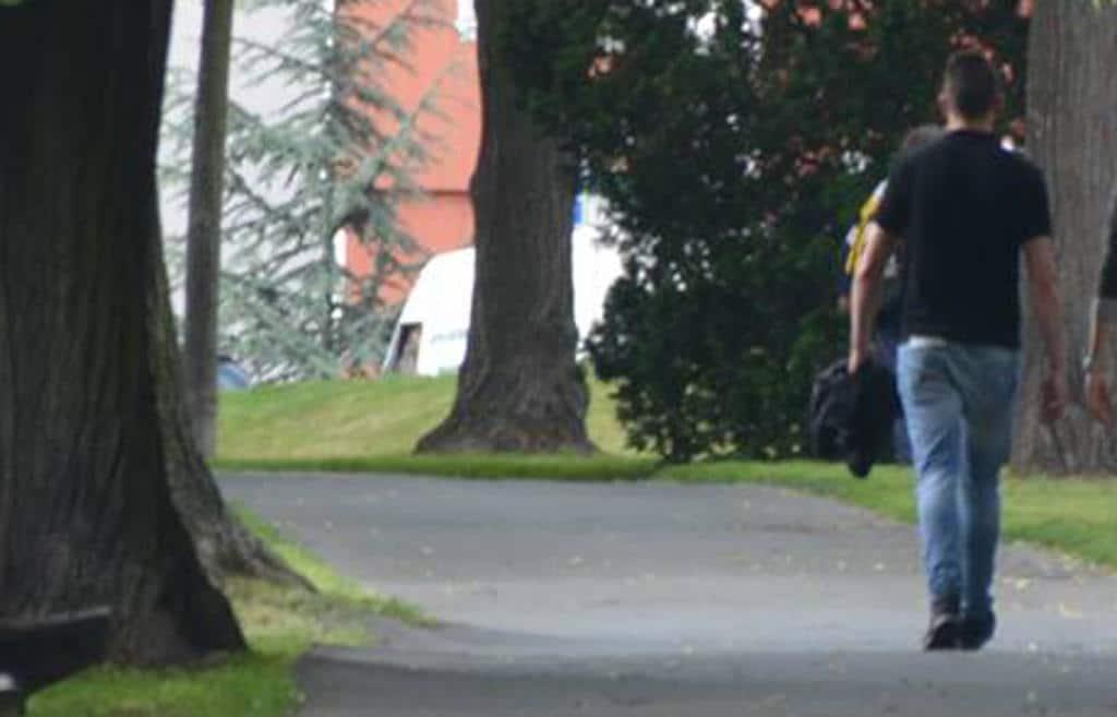 Trotz Freispruch wegen des rassistischen Übergriffs muss Christian E. nun wohl für ein Jahr ins Gefängnis. Fotos: Witzgall