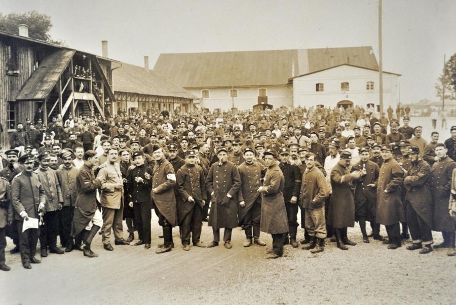 FranzKriegsgefangenenlagerRegensburg(1)