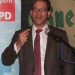 Redet erst nicht über Vier-Augen-Gespräche und lässt dann dementieren: SPD-Landeschef Pronold. Foto: as