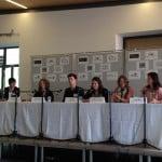 Pressekonferenz der Buchschmiede. Foto: om